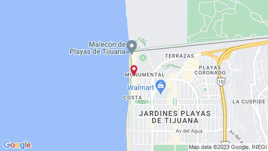 Hotel Jatay Map