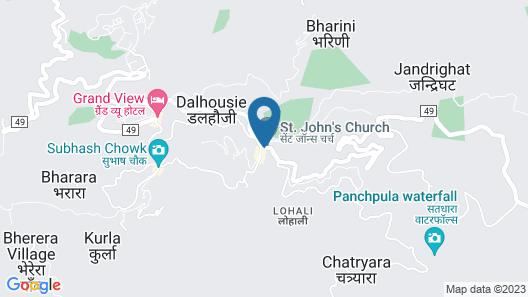 OYO 8951 Hotel Royal Regency Map