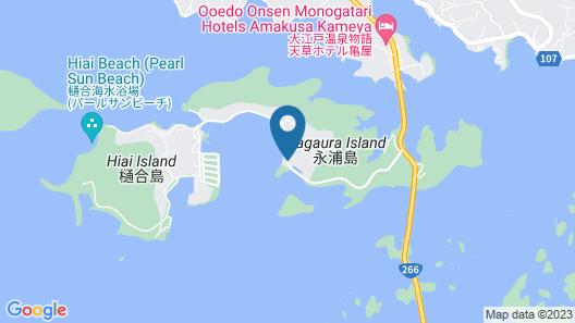 Ryokan Nakashimaso Map