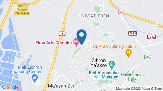 Elma Hotel and Art Complex Map