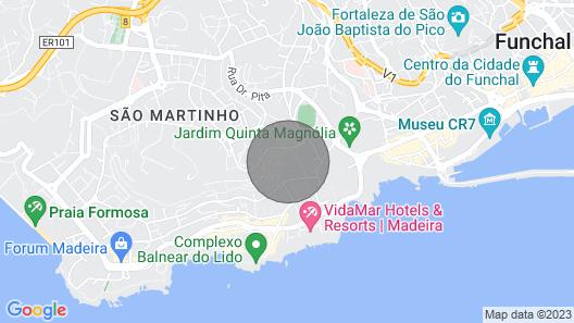 Villa Alvinho Lifestyle&nature Heated Pool 28ºc Map