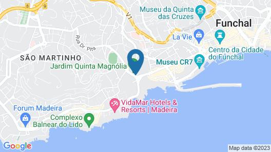 Enotel Quinta do Sol Map