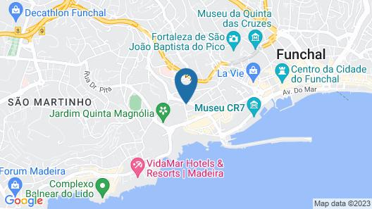 Vila Toca Map