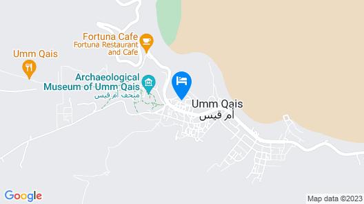 Beit Al Baraka Map