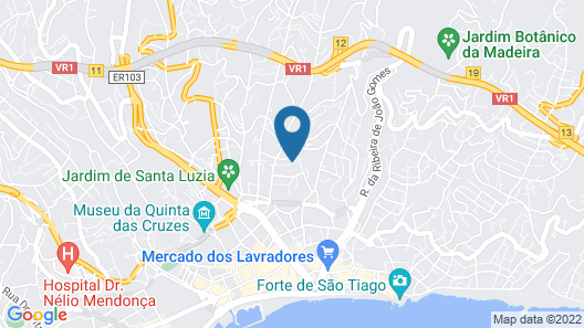 Residencial do Vale Map