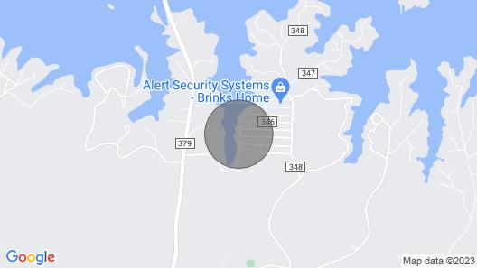 Incredible Lake Harding Waterfront Home!! Map