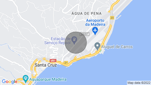 Villas Madalena - Excelent Chalet T1 Sea View and Wi-fi Map