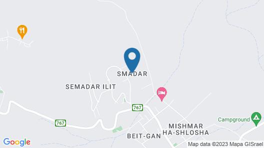 shir lakineret smadar Map