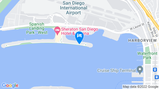 houseboat Map