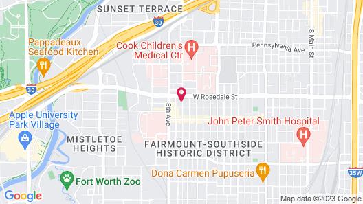 7th Avenue Condos by Barsala Map