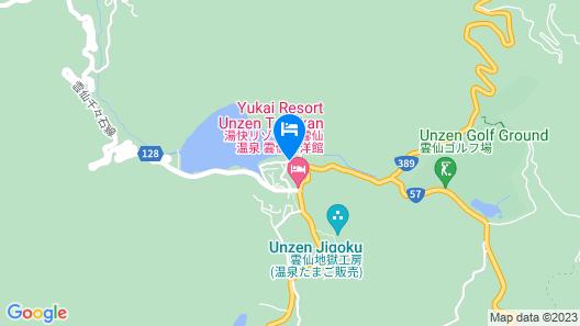 Unzen Azumaen Map
