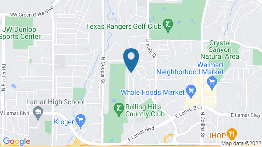 Franklin Mansion - Huge Near Stadiums W/pool & Hot Tub 5 Bedroom Estate Map