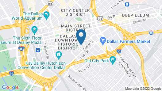 Regal Stays Corporate Condos - Downtown Map