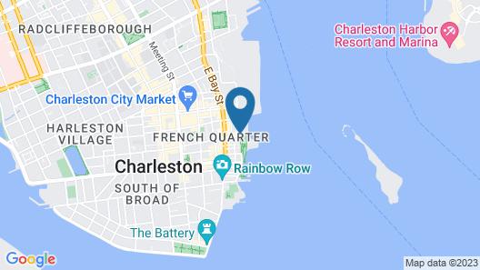 HarbourView Inn Map
