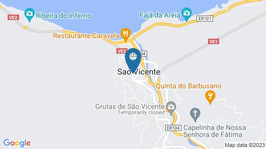Rural Tourism - The House Estrelícia-golden Garcês Map
