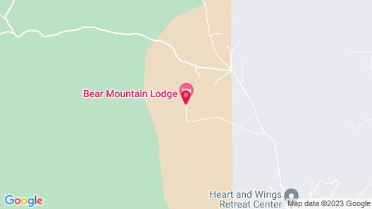 Bear Mountain Lodge Map