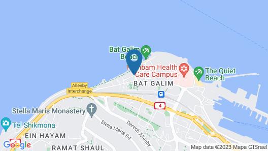 Sea Plaza Hotel Map