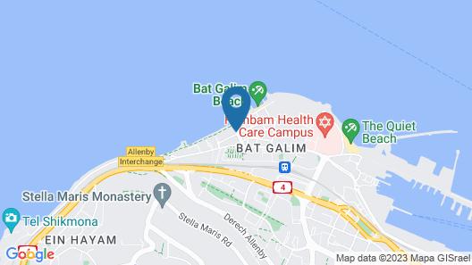 Sea Plaza Residence Map