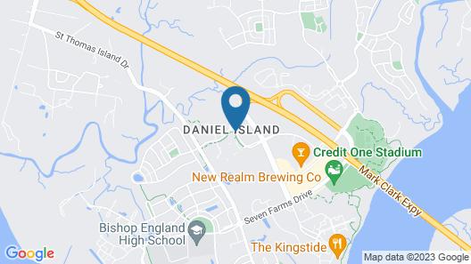 Home2 Suites by Hilton Charleston Daniel Island Map