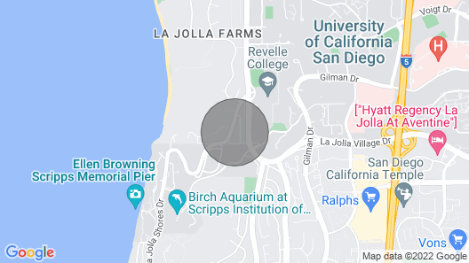Casa La Jolla Spacious Convenient Affordable Pet-friendly With AC but Summer Only Map