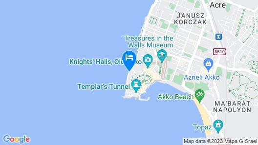 Akotika Boutique Map