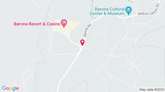 Barona Valley Ranch Resort & Casino Map