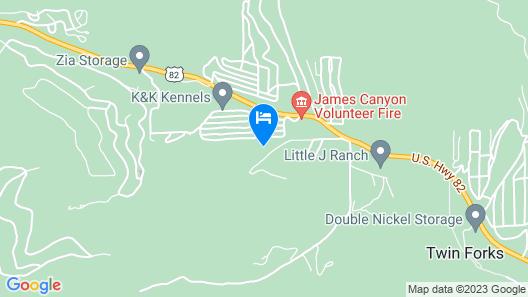 Riggan Ranch Map