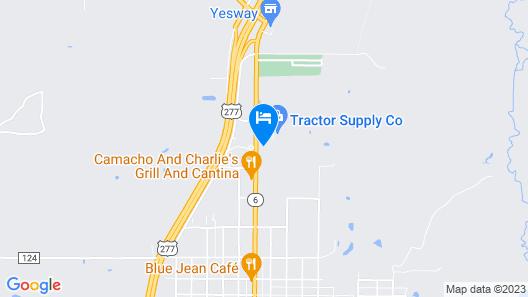 Stamford Inn Map