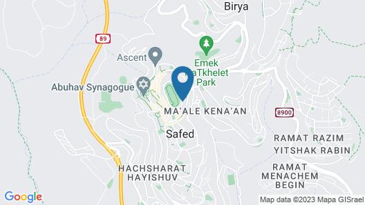 HApalmach 35 Map