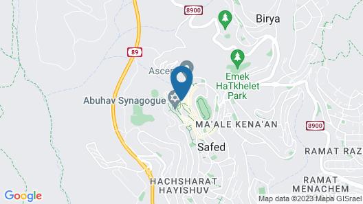 Rashbi 54 Map