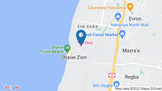 NEA Resort & People Map