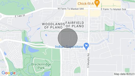 Family Home w/Yard, Walk to Breckinridge Park Map