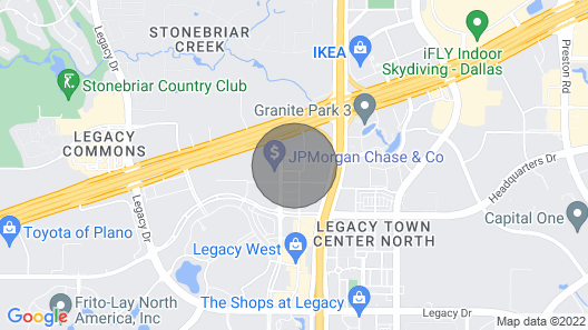StayOvr at Legacy West - Windrose Map