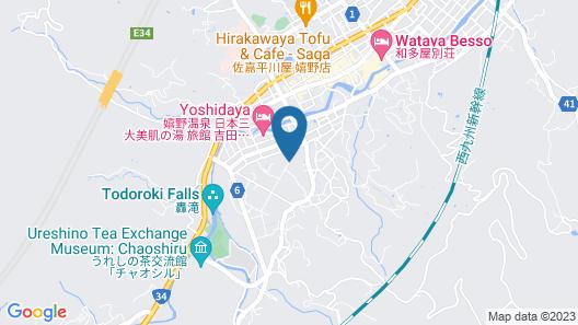 RITOUEN Map
