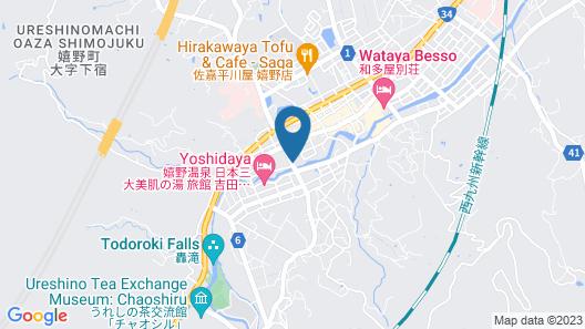 Irifuneso Map