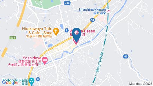 Wataya Besso Map