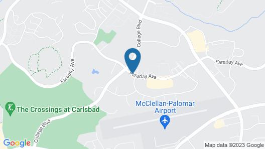 Residence Inn by Marriott Carlsbad Map