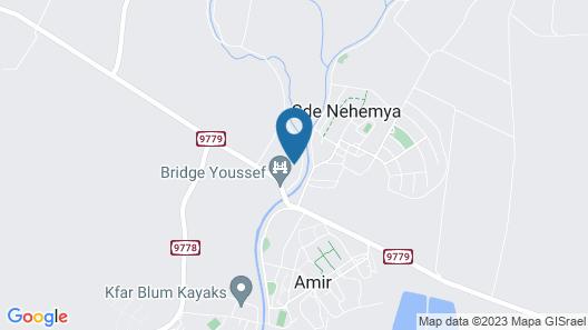 The Village – Jordan Riverside TravelHotel Map