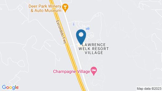 Welk Resorts San Diego Map