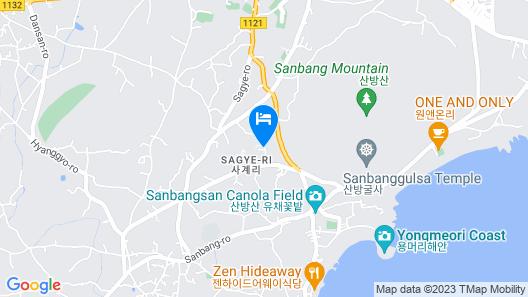 Hae Dam Eun Spavill Map