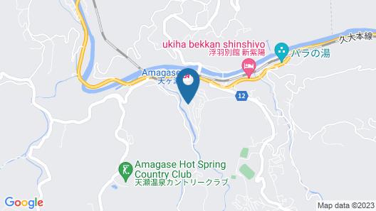Sanso Tensui Map