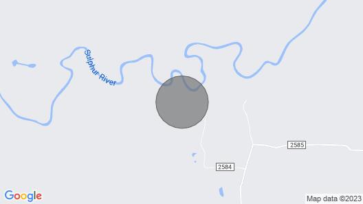2 Bedroom Cabin Map