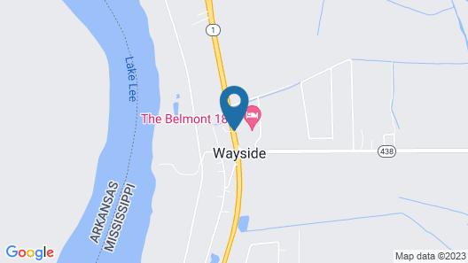 Belmont Plantation Map