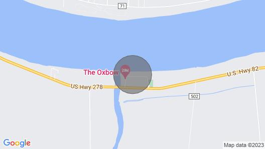 Charlie's Lake Retreat Map