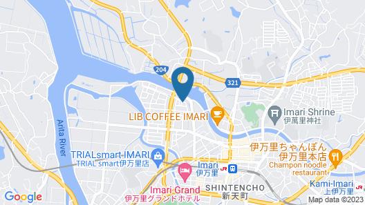 Rakuten STAY HOUSE WILL STYLE Saga Imari Map