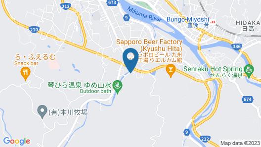 Kayausagi Map
