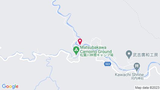Hotel Matubakawa Onsen Map