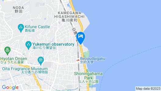 Shiosai no yado Seikai Map