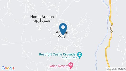 Kalaa Resort Map
