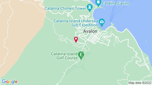 Holiday Inn Resort Catalina Island, an IHG Hotel Map